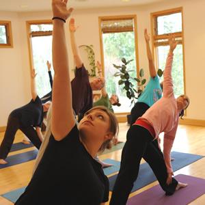 10 Days of Yoga @ Yasodhara Ashram