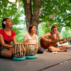 Shakti Camp for Teen Girls @ Yasodhara Ashram