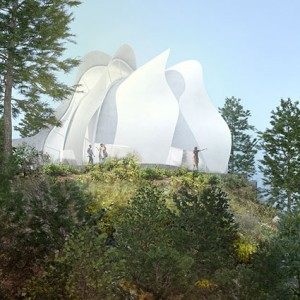 Introducing the New Temple of Light @ Yasodhara Ashram