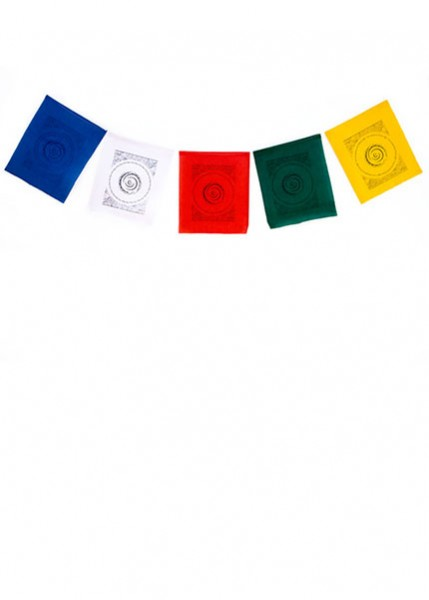 Ashram Prayer Flags
