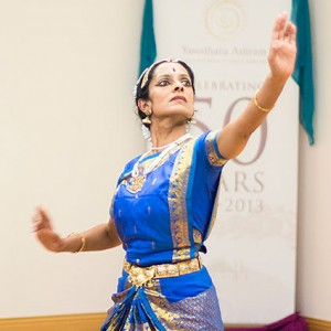 Bharata Natyam Dance Workshop with Anusha @ Yasodhara Ashram