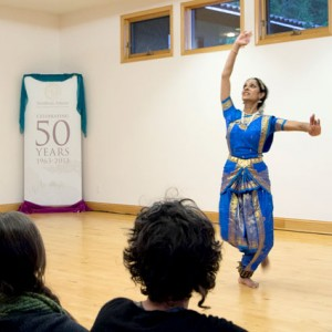 Indian Classical Dance Performance @ Yasodhara Ashram