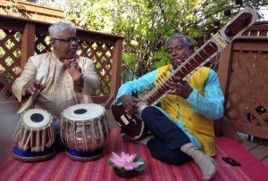 Indian Classical Music Concert @ Yasodhara Ashram