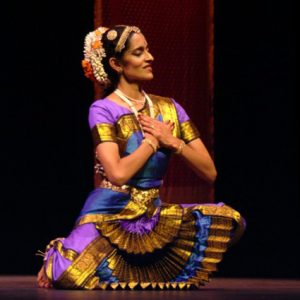 Indian Classical Dance: Krishna Plays