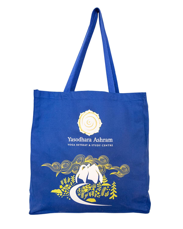 0334c3be79e Yasodhara Ashram Temple of Light Tote Bag | Yasodhara Ashram