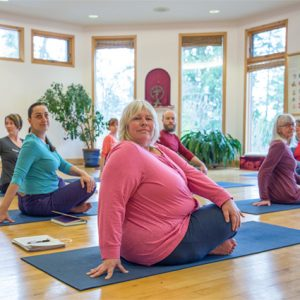 10 Days of Yoga: Journey of Self-Discovery @ Yasodhara Ashram