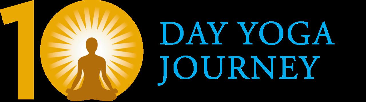 10 Day Yoga Journey