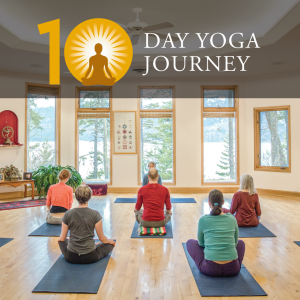 10 Day Yoga Journey @ Yasodhara Ashram