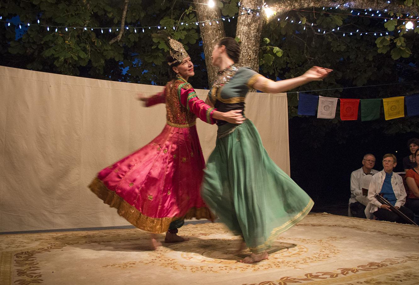 Sacred Dance @ Yasodhara Ashram
