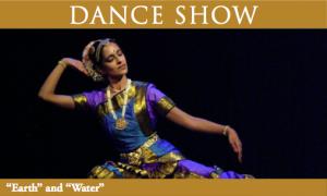 Dance Show - Anusha Fernando @ Yasodhara Ashram