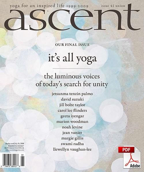 issue 41 union pdf yasodhara ashram. Black Bedroom Furniture Sets. Home Design Ideas