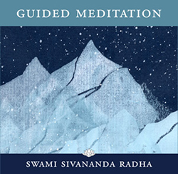 Cover of Guided Meditation CD