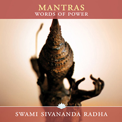 Cover of the Power of Mantras CD