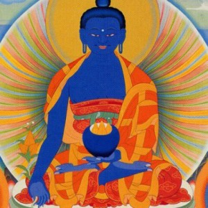 Healing Buddha Initiation with Venerable Losang Samten @ Yasodhara Ashram